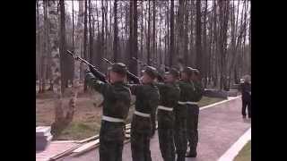 Пять памятников посвященных Великой Отечественной войне.