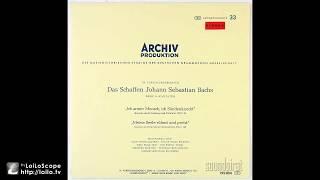 Karl Richter 1959' BACH BWV189 - Meine Seelerühmtund preist
