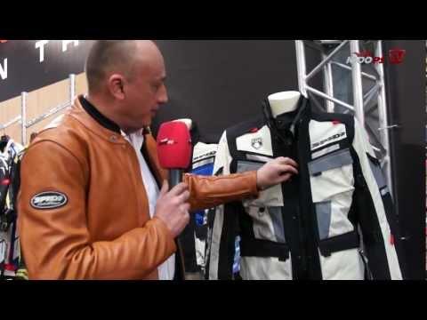 SPIDI Motorradbekleidung Neuheiten 2012
