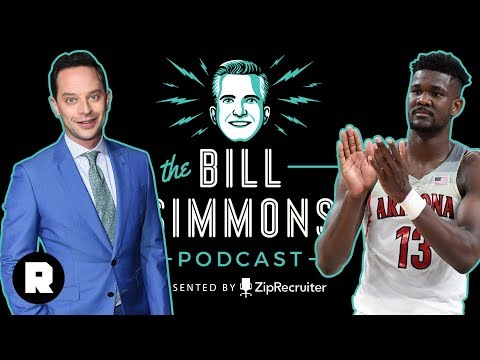 NBA Draft Buzz, Plus Nick Kroll Finally Comes On | The Bill Simmons Podcast | The Ringer