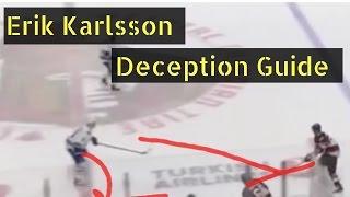How To Deke Like Erik Karlsson - The Erik Karlsson Deception Guide