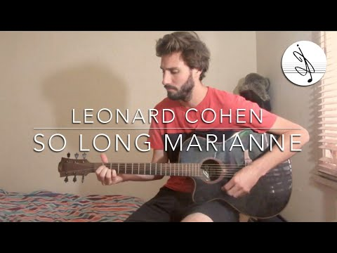 So Long Marianne - Leonard Cohen (Cover)