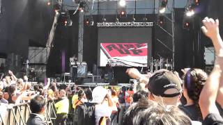 Cypress Hill en Lollapalooza Chile 2011 (primera parte)