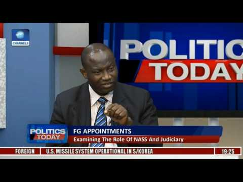 Politics Today: Do Your Jobs, Lawyer Urges Lawmakers