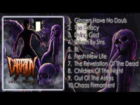 Carrion - Revelations (FULL ALBUM/HD)