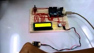 Project Arduino - Alarm Gempa