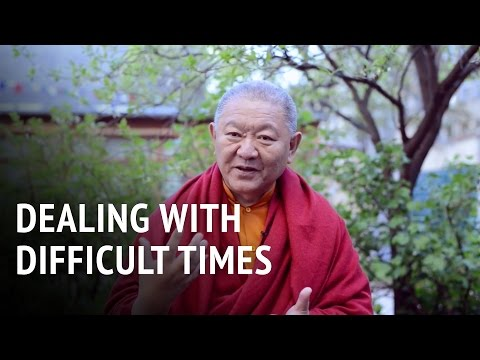Ringu Tulku – Dealing with Difficult Times thumbnail