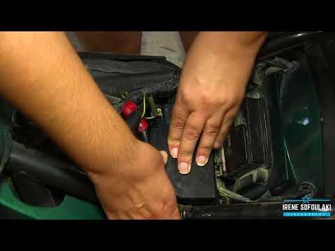 Μπαταρία Bosch M4 F30 ( Toποθέτηση ) / Battery Bosch M4 F30 ( Installation )