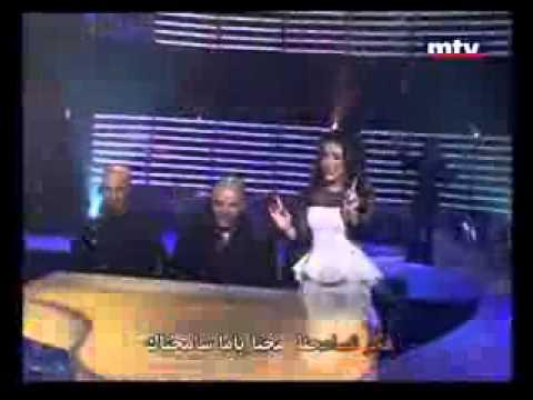 رضا والله وراضيناك سارة الهاني هيك منغني 2013