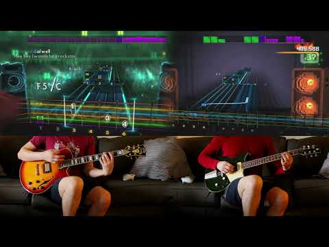 "Rocksmith Remastered - DLC - Nickelback ""Rockstar"""