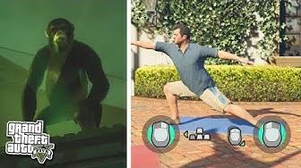 SPIELE niemals diese MISSION in GTA 5 !