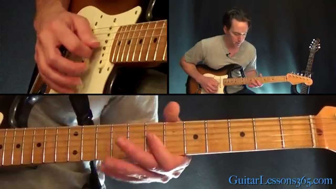 Hey Joe Guitar Lesson Jimi Hendrix Chordsrhythms Youtube
