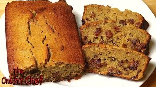 Fruity Tea Loaf - Recipe