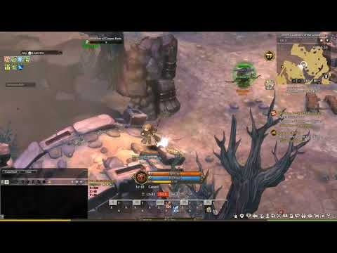 Tree Of Savior - Re-Build Power Leveling Strategy