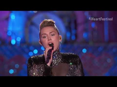 Miley Cyrus - Younger Now (iHeartRadio...