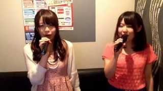 kiroroさんのBest Friendを歌ってみました! 次回は2人でハモる予定です...
