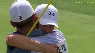 Jordan Spieth | top 24 moments | 24th birthday