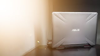 Asus FX505 Review - i7 8750H and GTX 1060