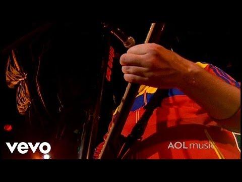 Fall Out Boy - Golden (AOL Music Live)