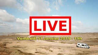 Le Live - 11 01 2019 dans Mon FOURGON AMÉNAGÉ - CAMPING CAR