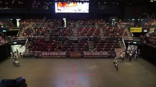 31 12 2016香港步操樂團公開賽 第2組別
