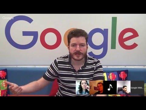Hangout pour les Webmasters - en français