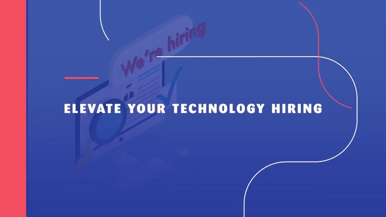Hire the Top Notch Tech Talent