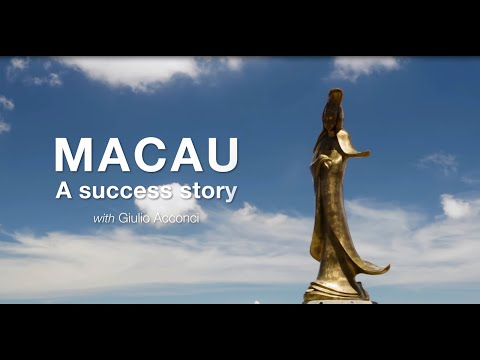 Macao - A success story (Celebrations abroad of the 20 years of the Macao SAR)