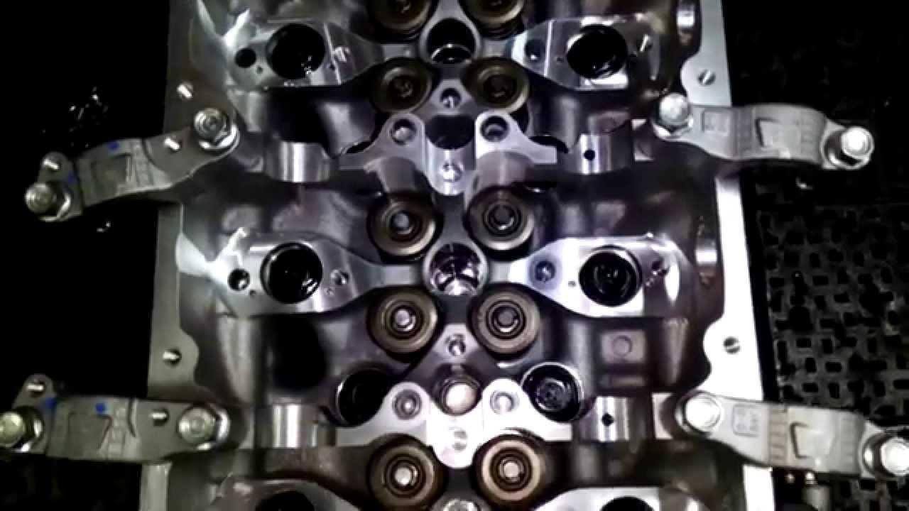 Diesel Isuzu 4jj1x assembling