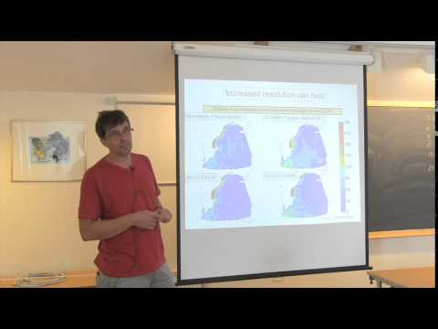 The climate system and global climate models & Regional climate simulations