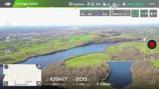 Mavic pro range test U.K over 2.5 miles