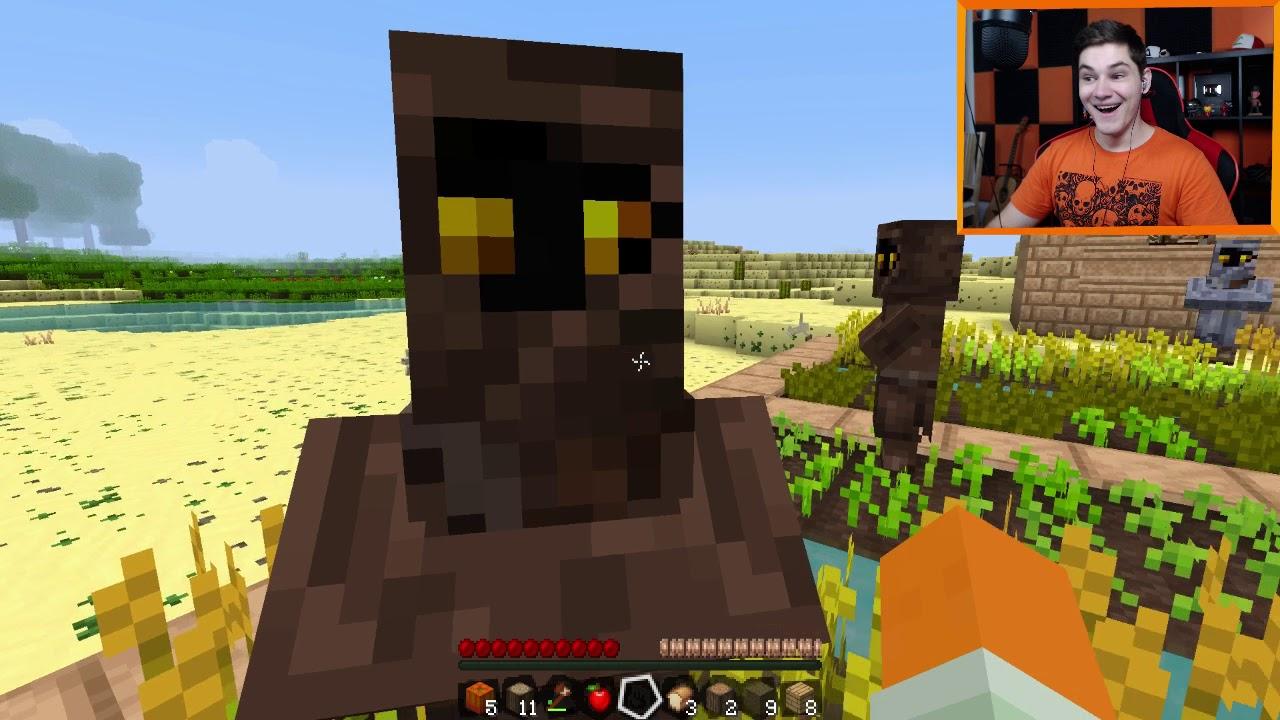 """Minecraft #251 – """"Nowy save, 2 śmierci i dużo ulepszeń!"""""""