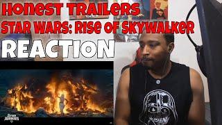 Honest Trailers - Star Wars: The Rise of Skywalker   DaVinci REACTS