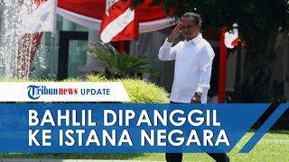 Sosok Bahlil Lahadalia, Mantan Sopir Angkot yang Dipanggil ke Istana & Digadang Jadi Menteri Jokowi