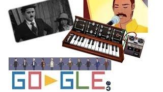 Los 10 Mejores Doodles de Google