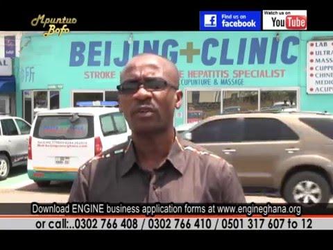 Mpuntuo Bofo Eps 8 Artist Kweifio Quao & Beijing Clinic