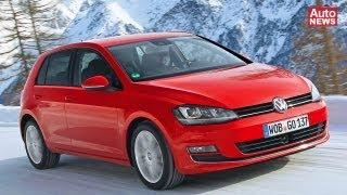 Vierfach zupacken: Der neue VW Golf 4Motion
