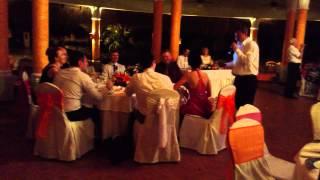 Ведущий торжеств на свадьбе в Мексике - Викторина для гостей 02