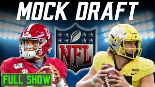 NFL Mock Draft First Round 2020 (with Trades) | FULL SHOW