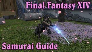 FFXIV: Stormblood - Samurai Guide (Patch 4.41)
