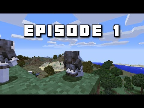 Minecraft Clay Soldier Civilization Origins Episode 1 - The Building Blocks of Clay Life