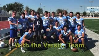 Heritage High School: Varsity Football 9/18