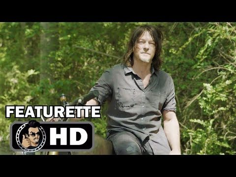 "WALKING DEAD Season 8 Official Featurette ""Changing Lives"" (HD) Norman Reedus AMC Series"