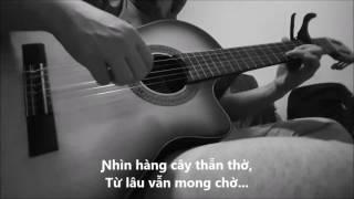 Những ngày vỡ đôi (Lan Phạm) - guitar solo