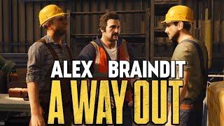 МЫ НА СТРОЙКЕ! В ПОИСКАХ СТУКАЧА! - A Way Out #6