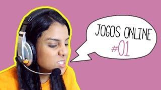 JOGANDO JOGOS ONLINE!!!