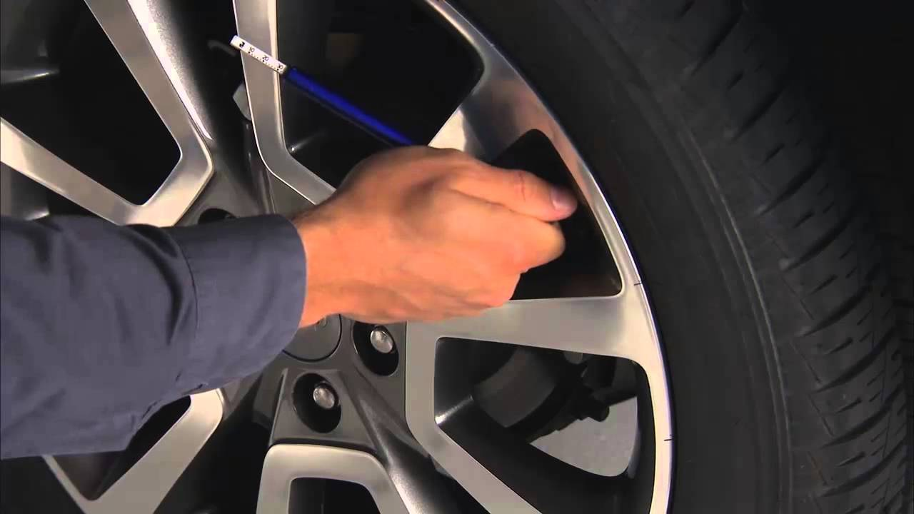 2015 Jeep Patriot Tire Pressure Monitoring System Youtube