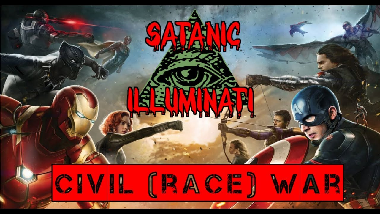 Race WAR coming to AMERICA in 2019