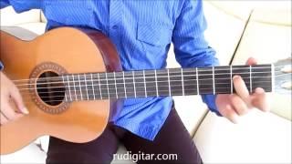 Belajar Kunci Gitar Drive Bersama Bintang Intro