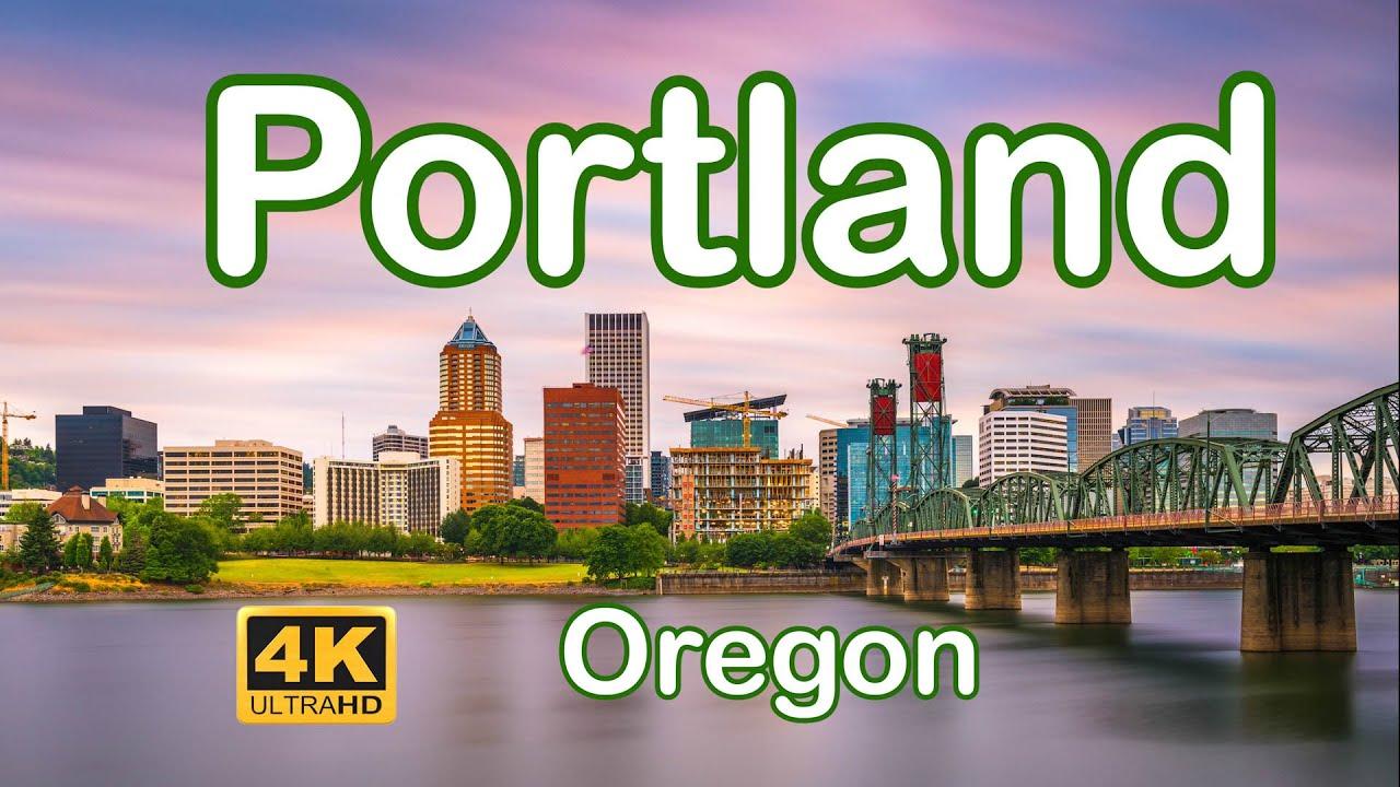 Download Portland, Oregon - City of Natural Beauty